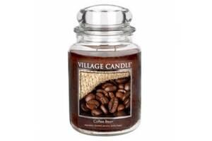 Свеча Village Candle Кофейные Зерна 740г (время горения до 170 часов)