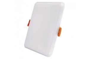 Светодиодная панель EMOS ZV2132 11Вт 850лм 4000K квадратная Белая