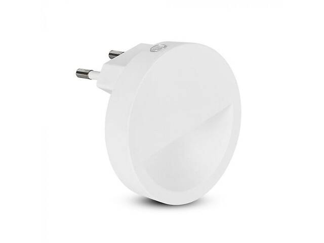 продам Светильник декоративный V-TAC, SKU-505, 0.4W, LED Night Light USB Round 3000K (3800157645010) бу в Киеве