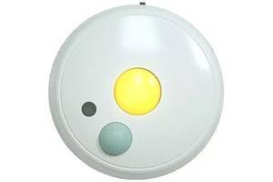 Светильник Сozy Glow LED 6718 с датчиком движения Белый (gr_010173)