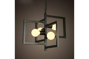 Светильник в стиле LOFT (NS-970000860), вис-750мм, шир-600мм, довж-600мм,