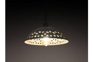 Светильник потолочный, подвес, лофт & quot; GRAZIA & quot; керамика