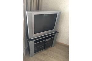 Телевизор LG с комодом