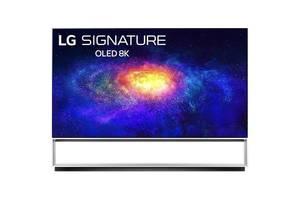 Телевизор LG SIGNATURE OLED88ZX3LA (OLED TV 4K, 4K Cinema HDR, Dolby Atmos, процессор α9 II поколения)