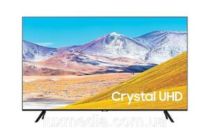 Телевизор Samsung UE55TU8002 (PQI 2100 Гц , 4K UHD, HDR10+, Dolby Digital Plus, ОС Tizen™, DVB-C/T2)
