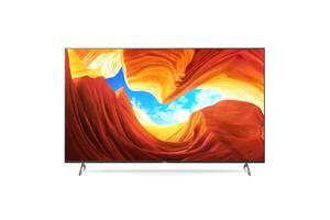 Телевизор Sony KD-75XH9096 (4K HDR процессор X1,TRILUMINOS™ Display, Полная прямая подсветка, Android TV)