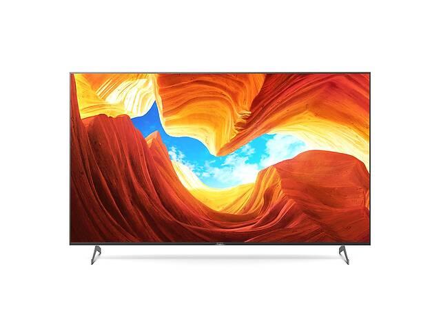 Телевизор Sony KD-75XH9096 (4K HDR процессор X1,TRILUMINOS™ Display, Полная прямая подсветка, Android TV)- объявление о продаже  в Луцке