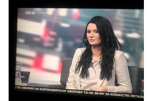 "Телевизор SONY тринитрон 14"" с видио плеером"