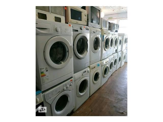 Только качественные и обслужены стиральные машины.Выбор. Бесплатная доставка и подключение. - объявление о продаже  в Киеве