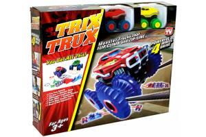 Трасса Монстр траки Trix Trux KS-332 канатный трек 2 машинки в комплекте ART-2387 (pae_KS 332)