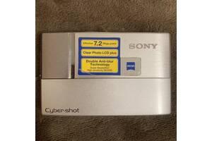 Цифровий фотоапарат Sony Cyber-shot DSC-T10