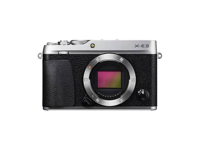 Цифровой фотоаппарат Fujifilm X-E3 body Silver (16558463)- объявление о продаже  в Харькове
