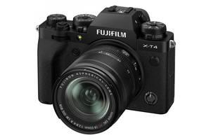 Цифровой фотоаппарат Fujifilm X-T4 + XF 18-55mm F2.8-4 Kit Black (16650742)