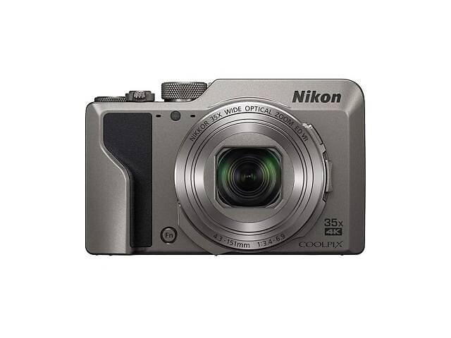 Цифровой фотоаппарат Nikon Coolpix A1000 Silver (VQA081EA)- объявление о продаже  в Харькове
