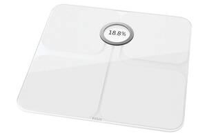 Умные напольные весы Fitbit Aria 2 Wi-Fi Scale white