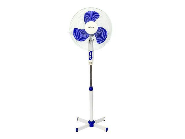 Вентилятор напольный Rotex RAF42-B 40 Вт синий- объявление о продаже  в Одессе