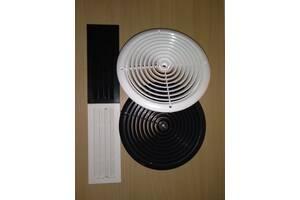 Вентиляционная решетка круглая