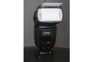 Вспышка Canon 580EX II в отличном состоянии!