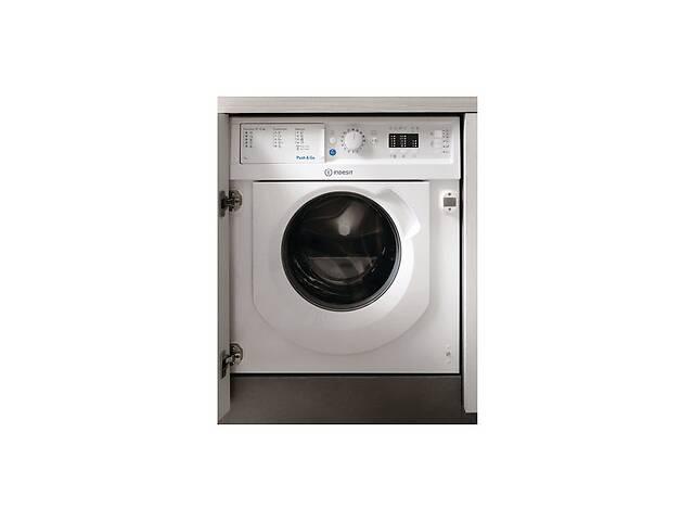Встраиваемая стиральная машина Indesit BIWMIL71452- объявление о продаже  в Харькове