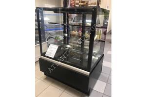 Витрина холодильная кондитерская куб JUKA VDL A 108