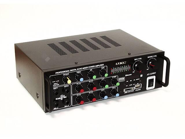 Интегральный стереоусилитель UKC AV-329BT- объявление о продаже  в Кривом Роге