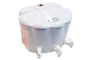 Ионизатор воды Эковод ЭАВ-6 Жемчуг блок Белый (hub_Rzmo68577)