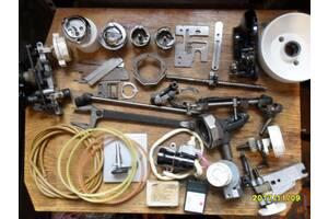 Запчастини та ремонт швейної техніки