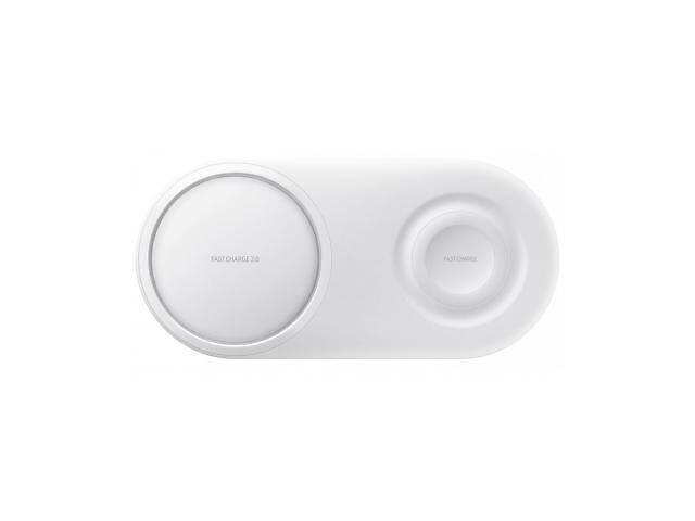 Зарядное устройство Samsung Wireless Charger Duo White (EP-P5200TWRGRU)