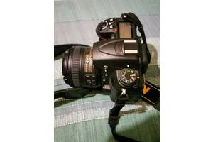 б/в Дзеркальні фотоапарати Nikon D7000
