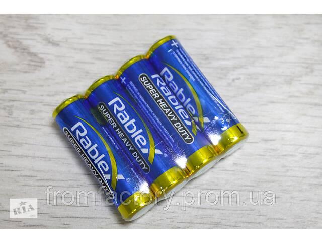 купить бу Батарейка пальчиковая Rablex  R6P (AA) 1.5V в Харькове