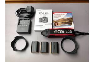 Нові Дзеркальні фотоапарати Canon EOS 60D Kit (18-200)