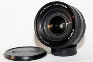 Фотоапарати, фототехніка Zeiss