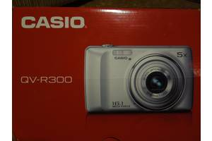 б/у Компактные фотокамеры Casio Exilim EX-Z330