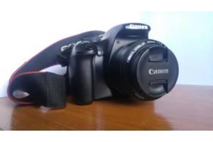 Нові Фотоапарати, фототехніка Canon EOS 1100D