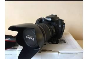 б/у Профессиональные фотоаппараты Canon EOS 50D Kit (18-200)