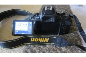 б/в Дзеркальні фотоапарати Nikon D5100 Kit (18-105 VR)