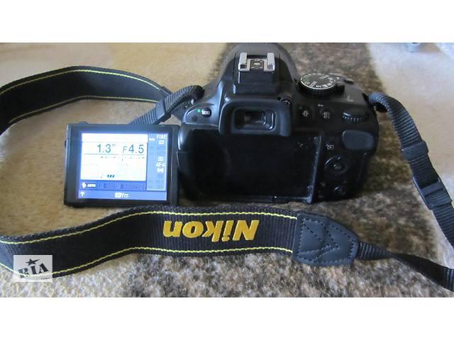 "бу Фотоаппарат ""NIKON D 5100"" с об. 18-55 VR 1,8! в Сумах"