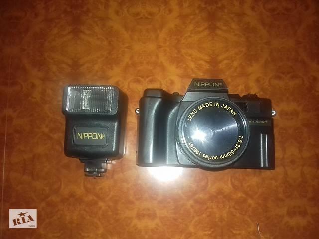 Фотоаппарат Nippon AR-4392F- объявление о продаже  в Днепре (Днепропетровск)
