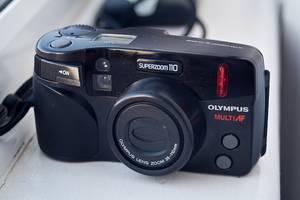 б/в Плівкові фотоапарати Olympus