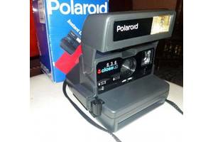 Нові Миттєві фотокамери Polaroid