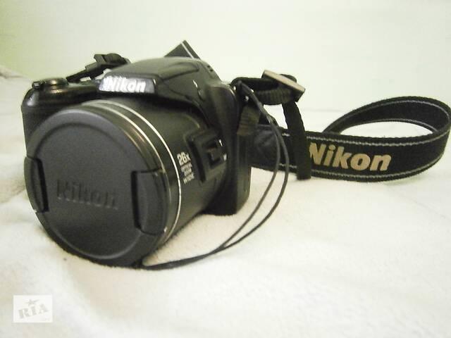 Фотопарат nikon L810- объявление о продаже  в Дрогобичі