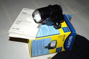 б/у Внешние фотовспышки Sony