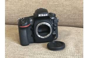 б/у Профессиональные фотоаппараты Nikon