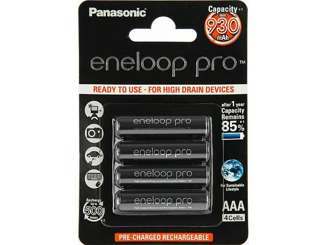 Panasonic Eneloop Pro 4xAAA 930 mAh- объявление о продаже  в Харькове