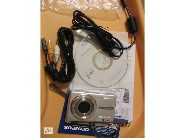 Продам фотоаппарат Olympus FE-290- объявление о продаже  в Львове