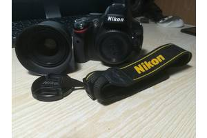 б/у Зеркальные фотоаппараты Nikon D5100