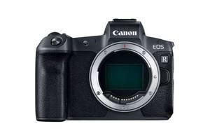 Цифровой фотоаппарат Canon EOS R body + адаптер EF-RF (3075C066)