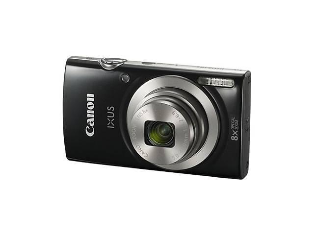 Цифровой фотоаппарат Canon IXUS 185 Black (1803C008AA)- объявление о продаже  в Киеве