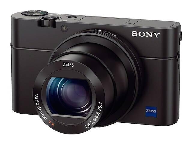 продам Цифровой фотоаппарат SONY Cyber-shot DSC-RX100 Mark III (DSCRX100M3.RU3) бу в Киеве