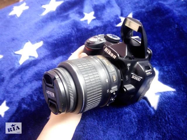 зеркалка Nikon D3100- объявление о продаже  в Барвінковому (Харківській обл.)